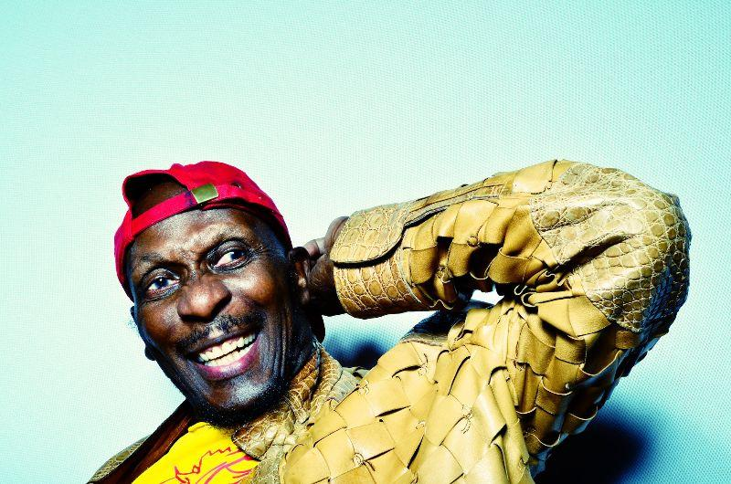 Playground presents Live & Up Close with Jimmy Cliff