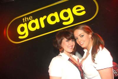 Venue garage 2 g2 for The garage glasgow